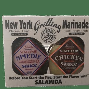 Salamida Sauce 4 pack