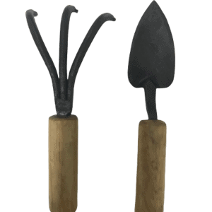 Rake and Trowel