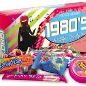 1980s Candy Box