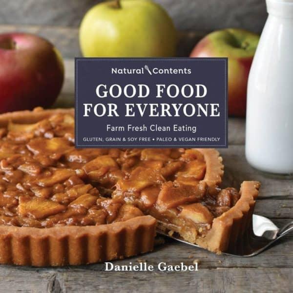 Natural Contents Cookbook