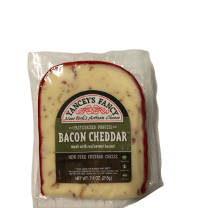 bacon cheddar