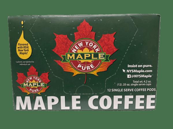 maple coffee k pods