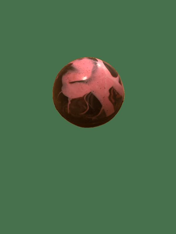 double chocolate cocoa bomb