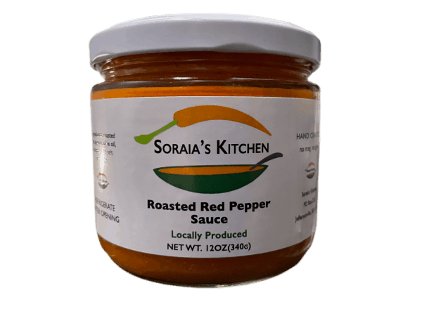 Red Pepper Sauce