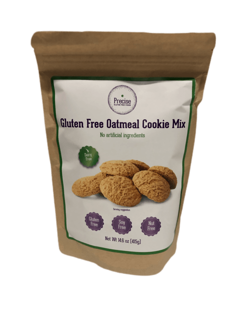 GF Oatmeal Cookie Mix