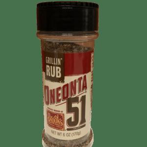 Grillin Rub 51