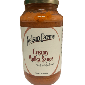 Nelson Farms Creamy Vodka Sauce