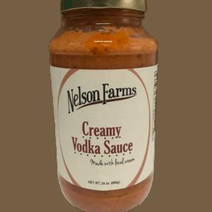 Nelson Farms Creamy Vodka Sauce