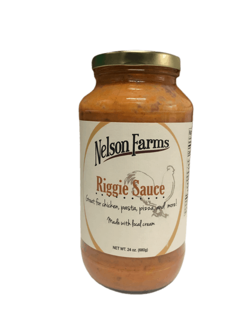 Nelson Farms Riggie Sauce