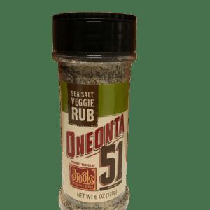 Sea Salt Veggie Rub