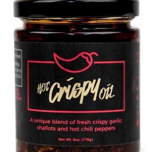 Hot Crispy Oil