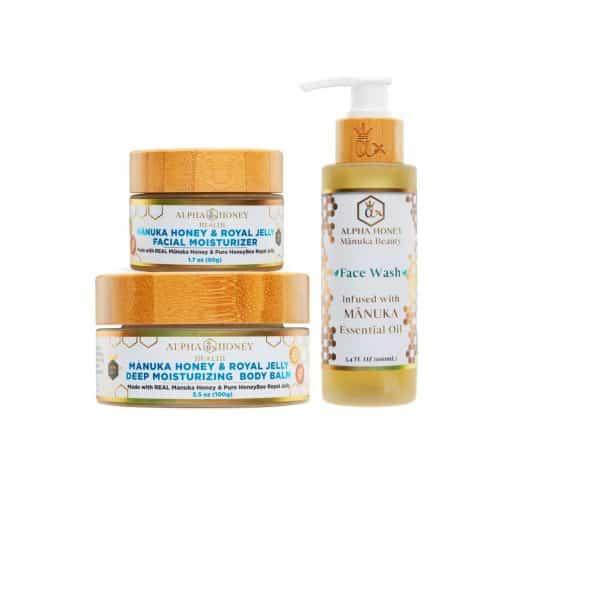 Alpha Honey Skin Care
