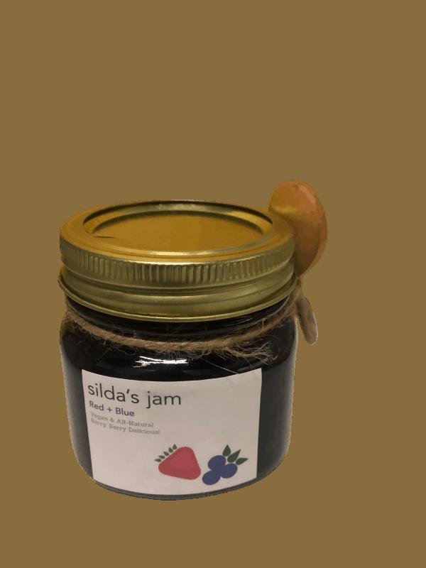 Red + Blue Jam