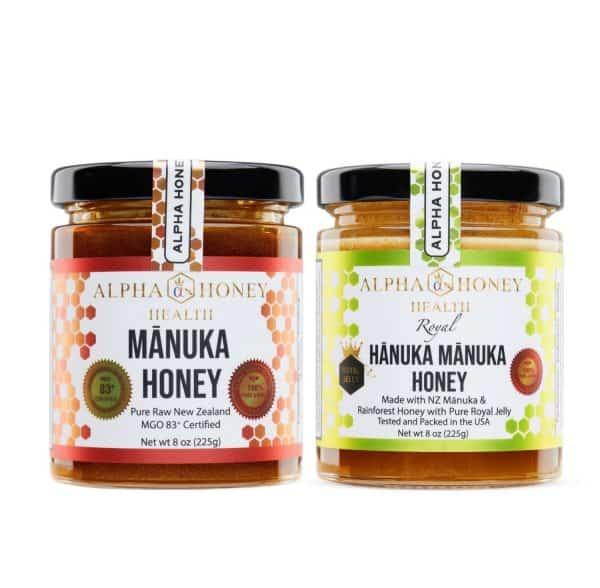 Manuka Honey & Royal Jelly