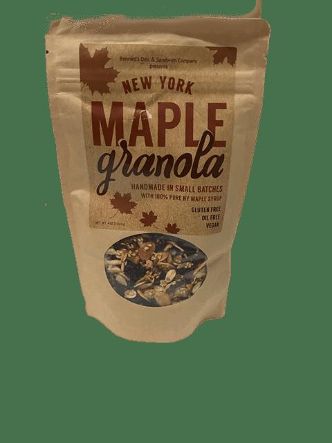NY Maple Granola