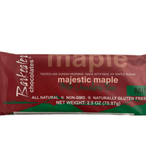 Barkeater Maple Milk Chocolate Bar