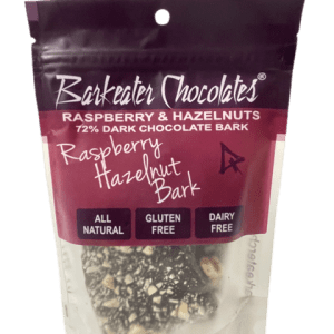 Barkeater Raspberry Hazelnut Bark