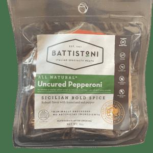 Battistoni Pepperoni Sicilian Bold Spice