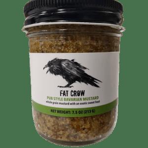 Fat Crow Pub Style Bavarian Mustard